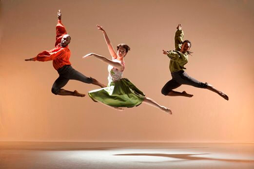 Richard Alston Dance Company (c) Chris Nash