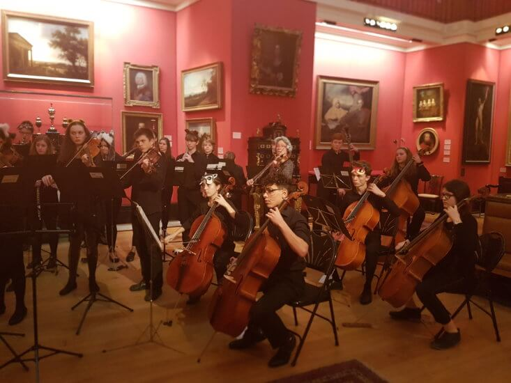 Fitzwilliam Family Concert with Britten Sinfonia Academy