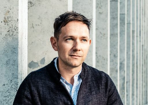Counter-tenor Iestyn Davies