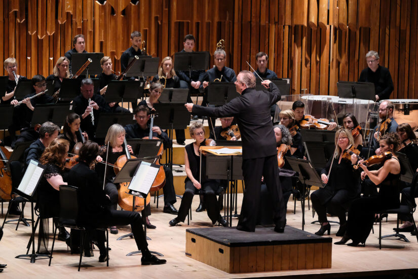 Britten Sinfonia Barbican Photo © Mark Allan