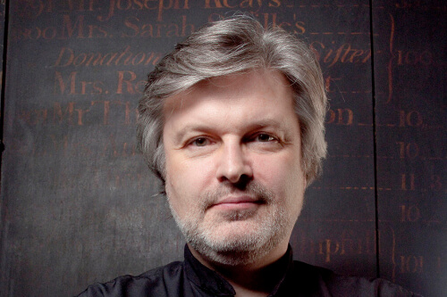 Sir James MacMillan © Philip Gatward