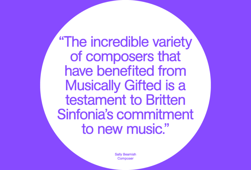 Sally Beamish - Composer (Quote)